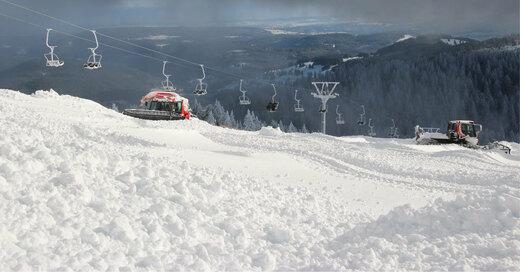 Seebuck, Schnee, Wintersport, FIS Snoboard Cross, Weltcup, © Liftverbund Feldberg