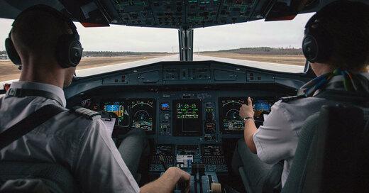 Pilot, Cockpit, Flugzeug, © Pixabay (Symbolbild)