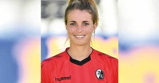 Sandra Starke verlängert beim SC Freiburg, © SC Freiburg