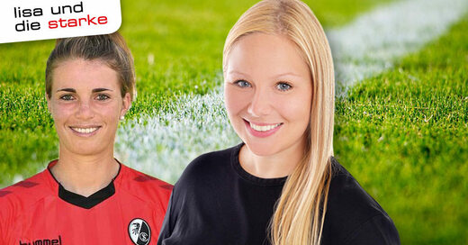 Lisa und die Starke der Fußball Podcast