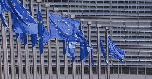 Europa, Fahne, Flagge, Europaparlament, Straßburg, © Pixabay (Symbolbild)