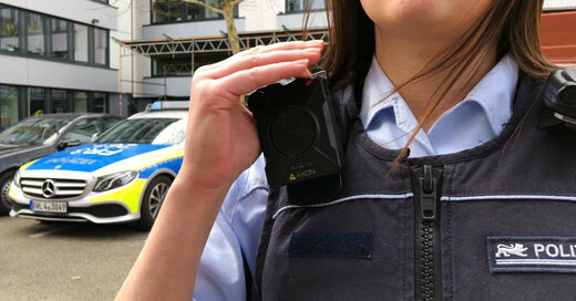 Bodycam, Polizei, Freiburg, Einsatz, © baden.fm (Symbolbild)