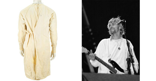 Kurt Cobain, Nirvana, Auktion, © RR Auction Company of Massachusetts, LLC