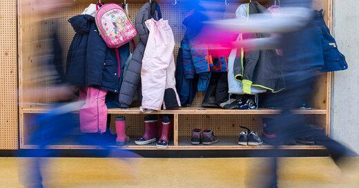 Kita, Kinder, Kindergarten, © Sebastian Gollnow - dpa (Symbolbild)