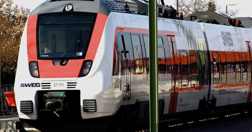 SWEG, Zug, Bahn, Staufen, © Pixabay (Symbolbild)