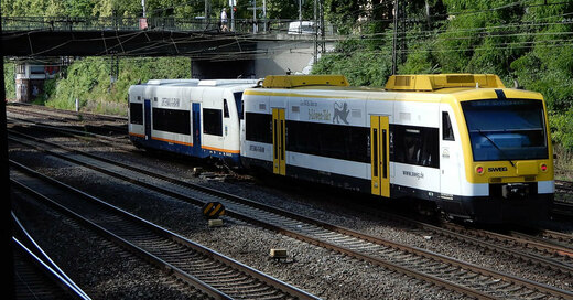 SWEG, Ortenaubahn, Regionalzug, © Pixabay (Symbolbild)