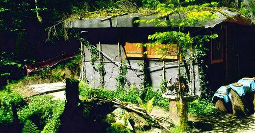Hütte, Hasel, Hans Freiner, Abriss, © Foto: Privat