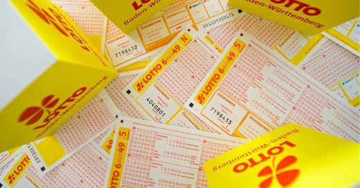 Toto Lotto, 6 aus 49, Gewinn, © Staatliche Toto-Lotto GmbH Baden-Württemberg