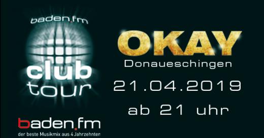 baden.fm, Club tour