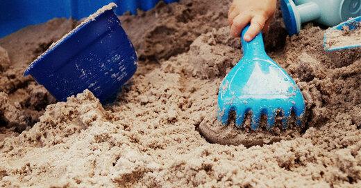 Spielplatz, Sandkasten, Kinder, © Pixabay (Symbolbild)