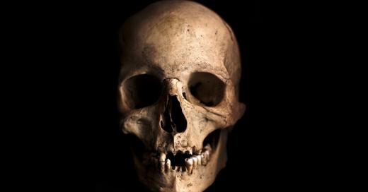 Totenkopf, Schädel, Überreste,  , © Pixabay (Symbolbild)