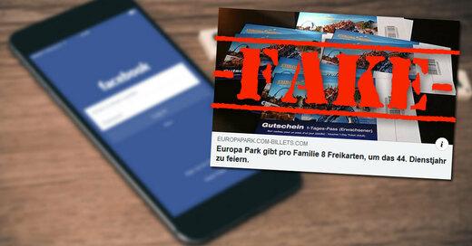 Europa-Park, Gewinnspiel, Fake, © Pixabay (Symbolbild)