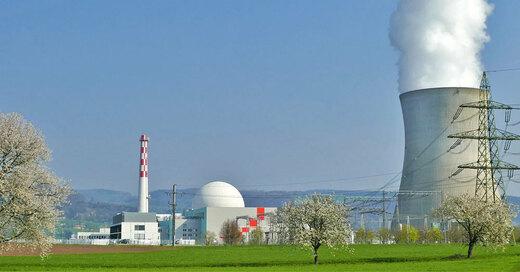 Atomkraftwerk, AKW, Leibstadt, Schweiz, Kernkraftwerk, © Pixabay (Symbolbild)
