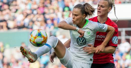 SC Freiburg, DFB-Pokal, Finale, Frauenmannschaft, © Marcel Kusch - dpa