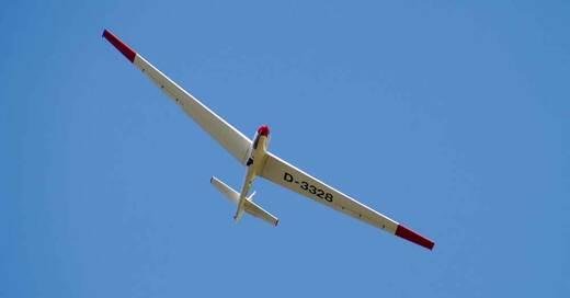 Segelflugzeug, Segelflieger, © Pixabay (Symbolbild)