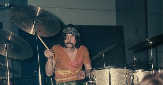 Pink Floyd, Sammlung, Universität Freiburg, Schlagzeuger, © ©ZPKM