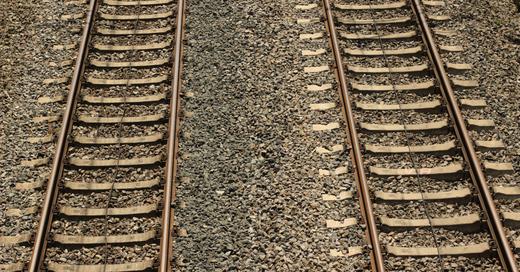 Schienen, Gleise, Schotter, Bahn, © baden.fm (Symbolbild)