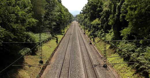 Rheintalbahn, Schienen, Gleise, Gundelfingen, © baden.fm (Symbolbild)