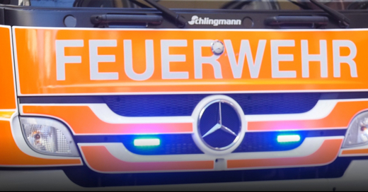 Feuerwehr, Blaulicht, © baden.fm (Symbolbild)