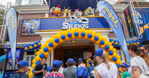 Junior-Club-Studios, Europa-Park, Rust, © Europa-Park