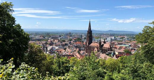 Freiburg, Innenstadt, Altstadt, Münster, © baden.fm (Symbolbild)