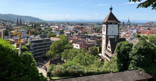 Freiburg, Schwabentor, Schwabentorring, © baden.fm (Symbolbild)