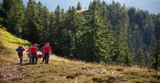 Bergwacht, Schwarzwald, Sommer, Rettung, Einsatz, © Bergwacht Schwarzwald (Symbolbild)