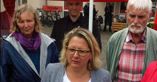 Svenja Schulze, Umweltministerin, Klimaschutz, © baden.fm