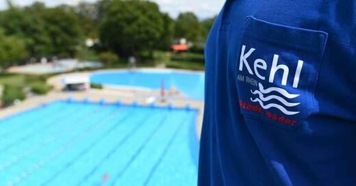Kehl, Freibad, Schwimmbad, Bademeister, Regeln, © Patrick Seeger - dpa (Symbolbild)