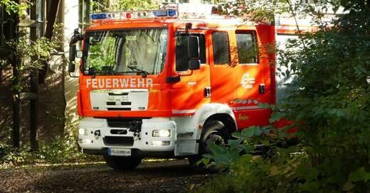 Feuerwehr, Waldbrand, © Pixabay (Symbolbild)