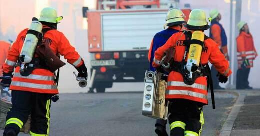 Freiwillige Feuerwehr, Einsatz, Brand, © Pixabay (Symbolbild)