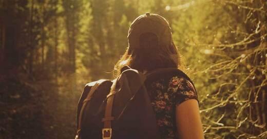 Wanderung, Wandern, Wald, © Pixabay (Symbolbild)