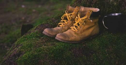 Wanderstiefel, Wanderschuhe, Wandern, © Pixabay (Symbolbild)