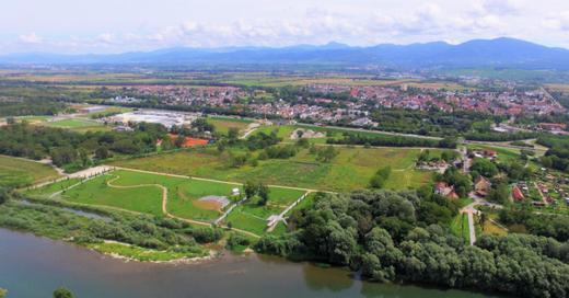 Landesgartenschau, Neuenburg am Rhein, ©  ©Maria Zipfel