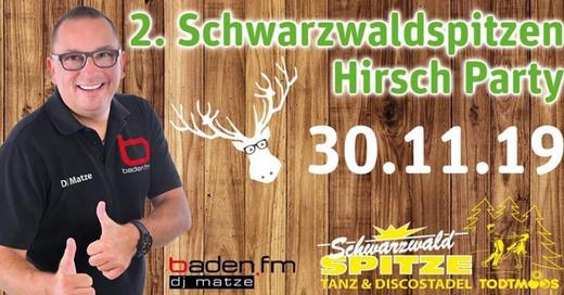 DJ Matze, Schwarzwalspitze, Party, © © Schwarzwaldspitze