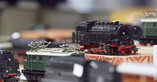 Spielzeug, Kinder, Eisenbahn, © ©Freiburger Spielbörse