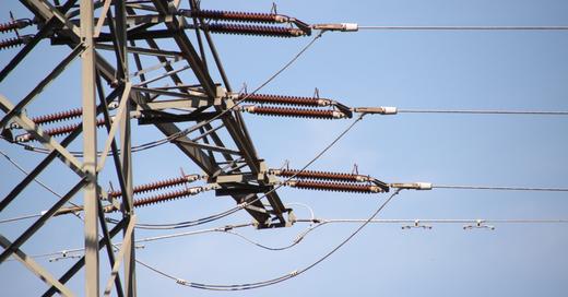 Hochspannung, Strom, Strommast, © baden.fm (Symbolbild)