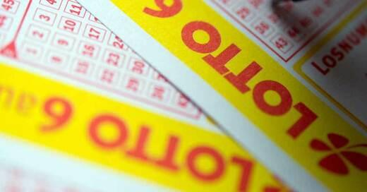 Toto Lotto, Super 6, Glücksspiel, © Inga Kjer - dpa (Symbolbild)