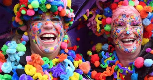 Fasnet, Kostüm, Karneval, © Federico Gambarini - dpa