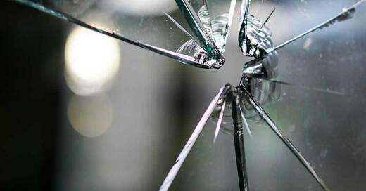 Fensterscheibe, Scherben, Glas, Einbruch, © Pixabay (Symbolbild)