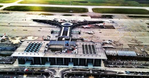 EuroAirport, Basel, Mulhouse, Freiburg, Flughafen, © Pixabay (Symbolbild)