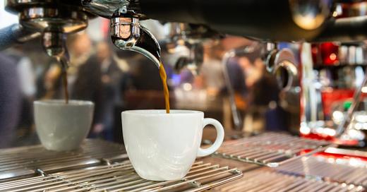 Kaffee, Cafe, Espresso, Automat, © Ulrich Perrey - dpa (Symbolbild)