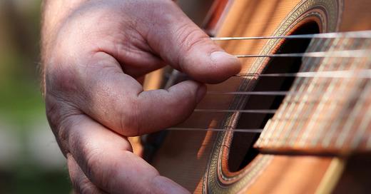 Gitarre, Instrument, Musik, © Pixabay (Symbolbild)