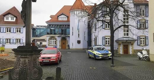 Rathaus, Bad Krozingen, Polizei, Feuerwehr, © baden.fm