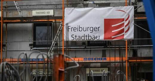 Stadtbau, Freiburg, Mieten, Bauen, Wohnungsmarkt, © Patrick Seeger - dpa (Symbolbild)