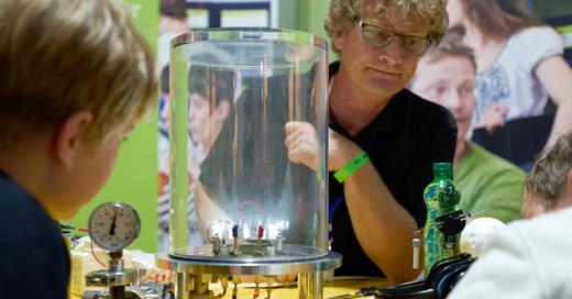 Science Days, Wissenschaft, Forschung, Kinder, Europa-Park, Dome, © Europa-Park