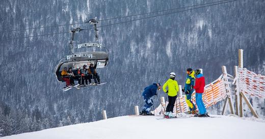 Feldberg, Wintersport, Skilift, Schnee, © Philip von Ditfurth - dpa (Symbolbild)