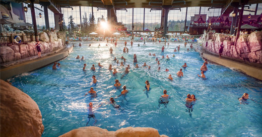 Rulantica, Wasserwelt, Schwimmbad, © Europa-Park
