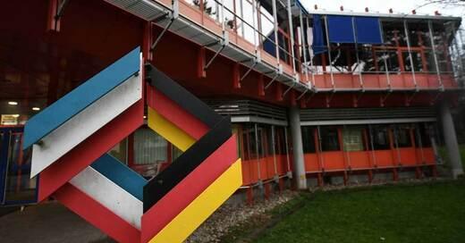 DFG, deutsch-französisches Gymnasium, Freiburg, Schule, © Patrick Seeger - dpa