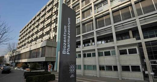 Uni Basel, Universität, Basel, Pharmazie, © Juri Weiss - Kanton Basel-Stadt (Symbolbild)